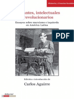 Aguirre_Militantes-Intelectuales y Revolucionariso PDF