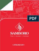 Catalogo Samboro