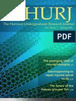 THURJ Vol. 1 Issue 1