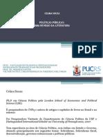 Políticas Públicas - Uma Revisão Da Literatura - Celina Souza - Prof Dr Hermílio Souza