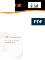 LTE Fundamentals - Course Documentation 2010