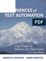 Experiences.of.Test.automation