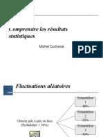 Statistique de l'essai clinique