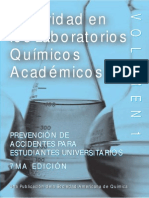 Seguridad Lab Quím Académicos