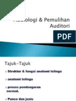 Audiologi Dan Pemulihan Auditori (1)