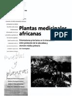 plantas medicinales africanas