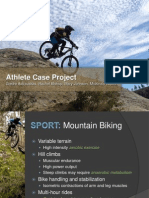 Mtn Bike Athlete