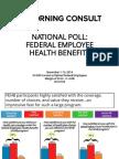 Charts- Federal Employee Health Benefits