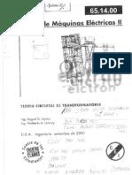 00- Teoría Circuital de Transformadores