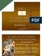 FACT Update Presentation