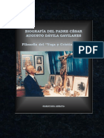 Biografía del Padre César Augusto Dávila Gavilanes