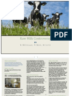 Raw Milk Controversy