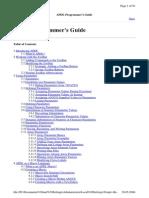 APDL Programmer's Guide