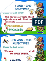 Ing Adjectives