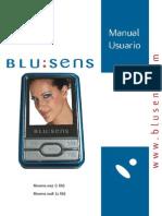 Manual del usuario Blusens MP4 1027, 1028