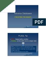 PLSQL Lecture-6