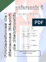 Conferencia 6. Selección de Fusibles y Su Coordinación