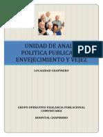 Unidad de Analisis Chapinero Mayo 2012
