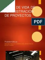 Ciclo de Vida y Proyectos