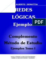 Redes Lógicas Ejemplos Tomo I
