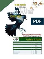 """Filatelia - """"Pájaros de Irlanda (1997-2004)"""