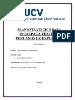 Inka Alpaca Tpx Henry Vilca Bruna