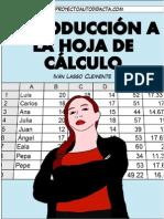 Introducción a la hoja de cálculo (avance)