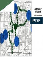 Greenbelt Concepts Map