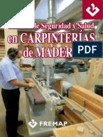 Manual SST - Carpinterias