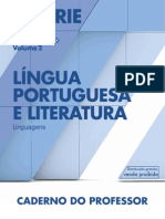 Caderno Do Professor - Vol 2 Lingua Portuguesa