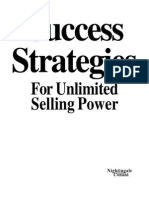 Donald Moines - Success Strategies for Unlimited Selling Power.pdf