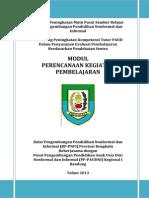 MODUL PERENCANAAN KEGIATAN PEMBELAJARAN.pdf