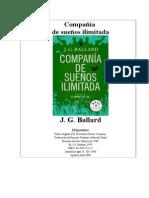 Ballard, J. G. - Compañía de sueños ilimitada