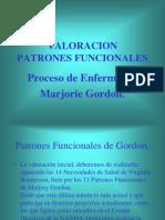 Patrones Funcionales de Gordon