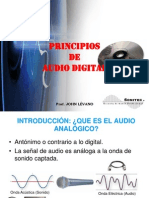 Principios de Audio Digital