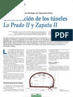 P-OS-2001 Construccion Tuneles de Lopadro Zapata