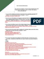 2012 Tec20 - Exam Revision Guide