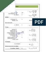 Short Circuit Current Calculation