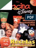 Cocina Con Disney - Recetas Buuuenisimas