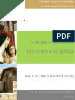 Santuario Santa Rosa1