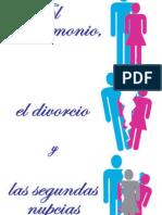 Divorcio y Segundas Nupcias