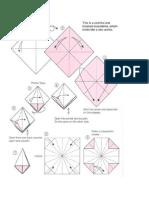 Kusadama Sea Urchin - Diagrama
