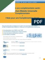 Formulaire Cmuc Acs s3711e