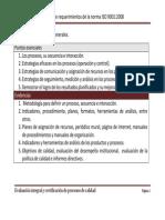 Analisis de Requerimientos de La Norma ISO 9001
