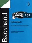 Backhand 2002/2003 Nr. 3