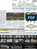 Xavier Honors Larry McHugh with Field Dedication