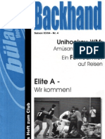 Backhand 2003/2004 Nr. 4