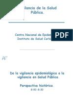 01- Vigilancia de La Salud Pública Perspectiva Hist