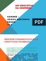 Principios Fundamentales de La Constitucion - Copia