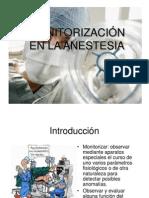 anestesiologia monitorizacion